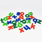 Foam alphabet  sticker assortment