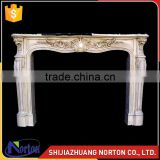 modern deocration indoor used fireplace mantel design NTMF-F522X