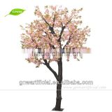 Artificial Cherry Blossom Tree for Indian Indoor Wedding Decorations Silk Flowers Trees BLS1128 GNW