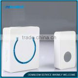 Long distance wireless remote door bell ,h0teb long range wireless doorbell for sale