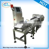 CWM-220 Rehoo auto weight sorting machine food industrial conveyor machine weighing scale checkweigher