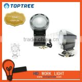 "HID Working Light Xenon Working Lamp 6"" 35/55W"