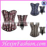 Elegant Party Clothing Corset Tops To Wear Out Plus Size