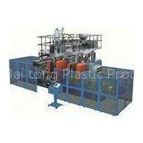 Proportional Pressure Control Automatic Blow Molding Machine for Bucket  / Plastic Bottle Making