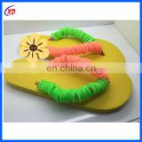 Summer shoes 2016 china factory price cheap slippers eva many colors available