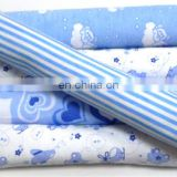 gauze baby cloth diaper printed carton embroidery wholesaler napkin