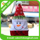 2016 New Year Christmas hat for children, baby girl/boy decoration , Santa Claus/ Snowman/Reindeer for wholesale