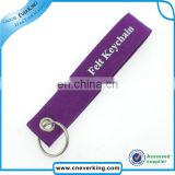 tool safety various styles short lanyards with embroidery keychain