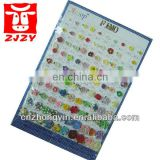 Beauty 3D Acrylic Flower Sticker(ZY6-010)