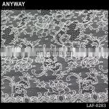 Lady handcut velvet african lace fabric;women 100% cotton swiss voile lace fabric;girl wedding embroidery lace fabric