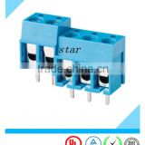 China made SGS 5mm pcb screw terminal block                                                                                                         Supplier's Choice