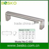 Stainless steel sliding door pull handle