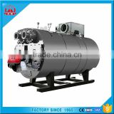 oil and gas fired utility water boiler 2016 hot sell hotel use gas hot water cast iron boiler