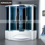 New Products Bathroom Furniture Steam Sauna Room Acrylic Steam Shower House Steam Sauna Shower Cabin K-7062                                                                         Quality Choice