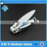 sharp but safe nailclippers, fish-shaped nail clippers with special package, stainless steel nail cutters for finger or toe