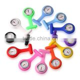 2016 promotional silicone watches nurse watch custom silicone watches for nurse