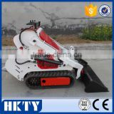 Unique skid steer loader for sale,china skid steer attachments like backhoe/digger/trencher/auger/4in1 bucket