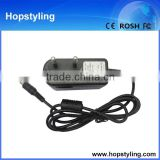 China professional manufacture 5V 1A 5W DC5.5*2.5mm Europe standard Wall Charger for phone/laptop wall charger
