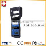 Android POS Handheld RFID Reader Printer for Parking System/Retail System/Logistic System