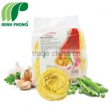 "HOT SALE ""VILOTUS"" EGG NOODLE PASTA ROUND SHAPE, SIZE 2MM, 200GM - MADE IN VIET NAM"
