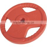 Bumper Rubber-coated Plate customized logo Olympic competition