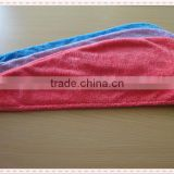 Tops sales worthwhile durable microfiber shower cap hair wrap,bath uses