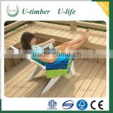 Low price wpc outdoor wood decking