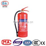 8KG Dry powder ABC BC DCP fire extinguisher