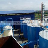 Pollution-free Black Oil Recycling Machinery plastic oil to standard dieselWith CE&ISO