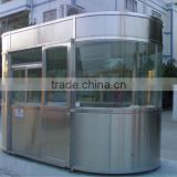 2014 Latest Security Prefabricated Guard Room For Sale From China