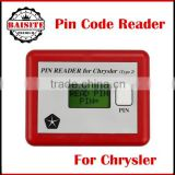 Professional car key pin code reader for chrysler pin code reader For Chrysler Type2 with good feedback