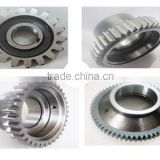 industrial air compressor gear wheel super gear apply AC compressor spare small wheels parts