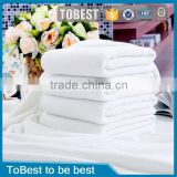 ToBest Hotel supplies Wholesale high quality 5 star 100% cotton hotel towels/ hotel bath towel                                                                         Quality Choice