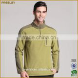 New!!! Non-hooded stylish Men's winter polar fleece jackets for outdoor sporting wear