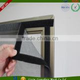 retractable insect screen window/magnetic screen window