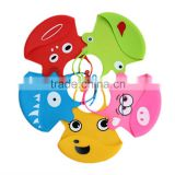 New Silicone Baby Feeding Easy Wash Scoop Roll Up Bib                                                                         Quality Choice