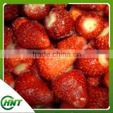 PE bag packing IQF frozen strawberry from Liaoning