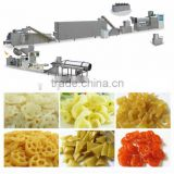Automatic Food Pellet Processing Machine Stainless Steel Fried snack 2D/3D Pellet Production Line