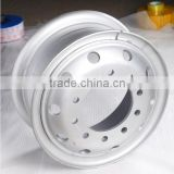 8.5-20 Inch Steel Wheels For Truck,Triler,Tractor,Bus Rims