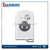 small size wireless gsm alarm accessory remote control