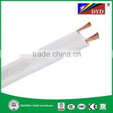 2 core cable SPT parallel cable300/300V white PVC wire and cable equipment HOT IN australia