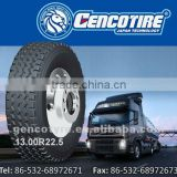 Top quality 13R22.5 Radial truck tyre wear resistant long service mileage heavy load tire