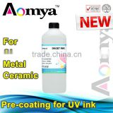 [Aomya] UV coating for glass/ceramic car, working with UV inks