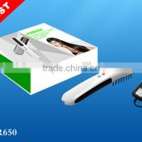 Hair Home use Lasercomb / Laser comb -Laser Photo Therapy to Treat Hair Loss and hair growth electric scalp stimulator