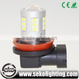 innovative 2835 smd 12v dc led fog lamp car accessories