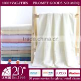Factory Price High Quality Azo Free White Color Towel Cotton Flour Sack Bulk Towels