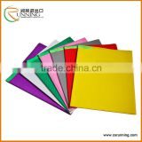 Classic plastic PP Polypropylene film book cover with customized A4 pvc book cover with any logo printing for students