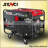 Senci SC18000 31hp 15 KVA 240v Chinese Famous Two cylinder Gasoline Generator