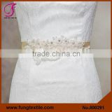 FUNG 800291 Wholesales Wedding Accessories Belt Sash For Wedding Dress
