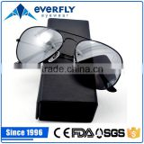 New wholesale OEM metal carbon fiber sunglasses polarized for any face